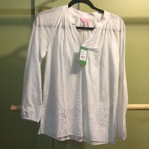NWT Lilly blouse